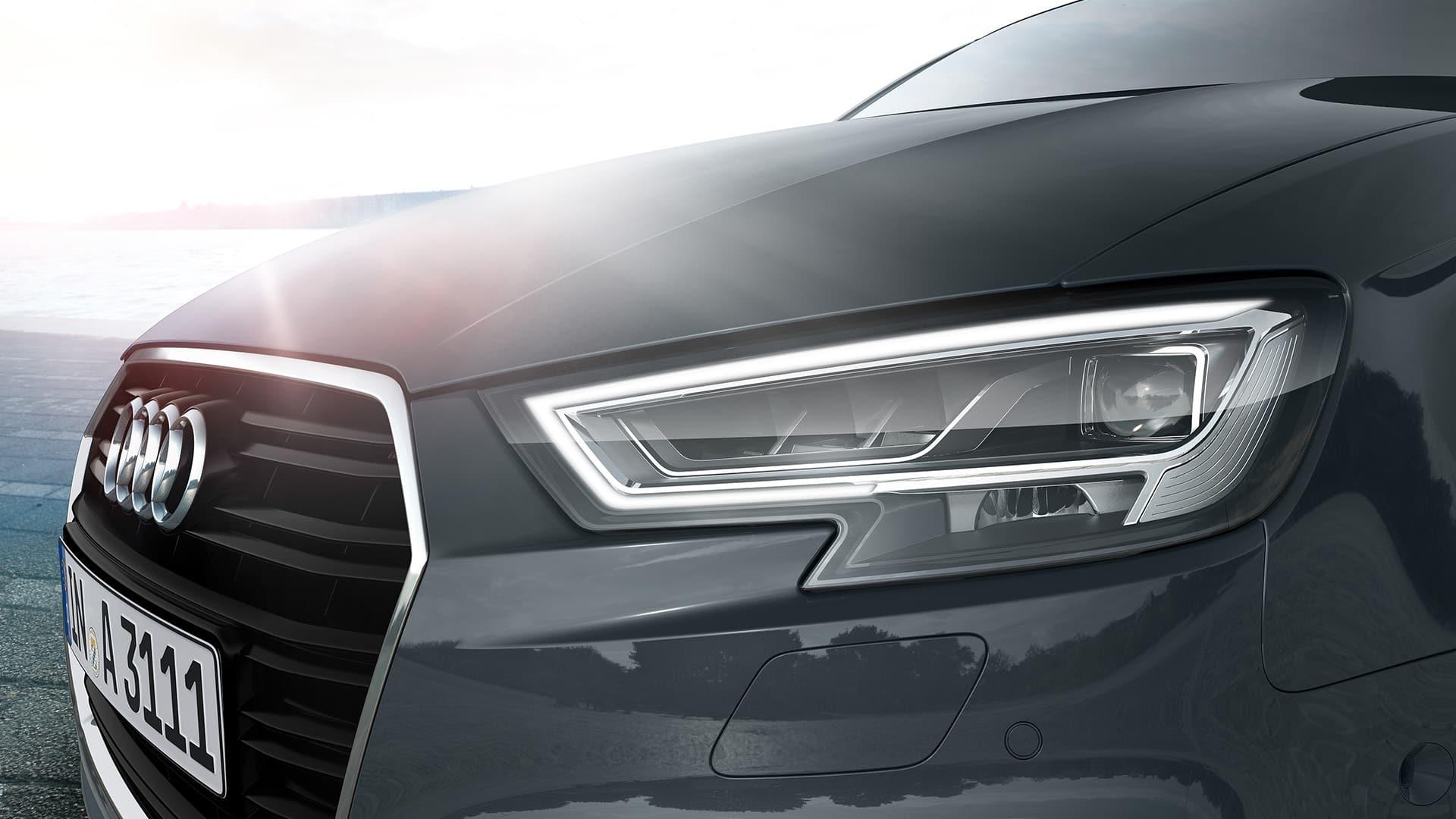 Audi A3 Sportback Fuerza Imparable A3 Audi Peru