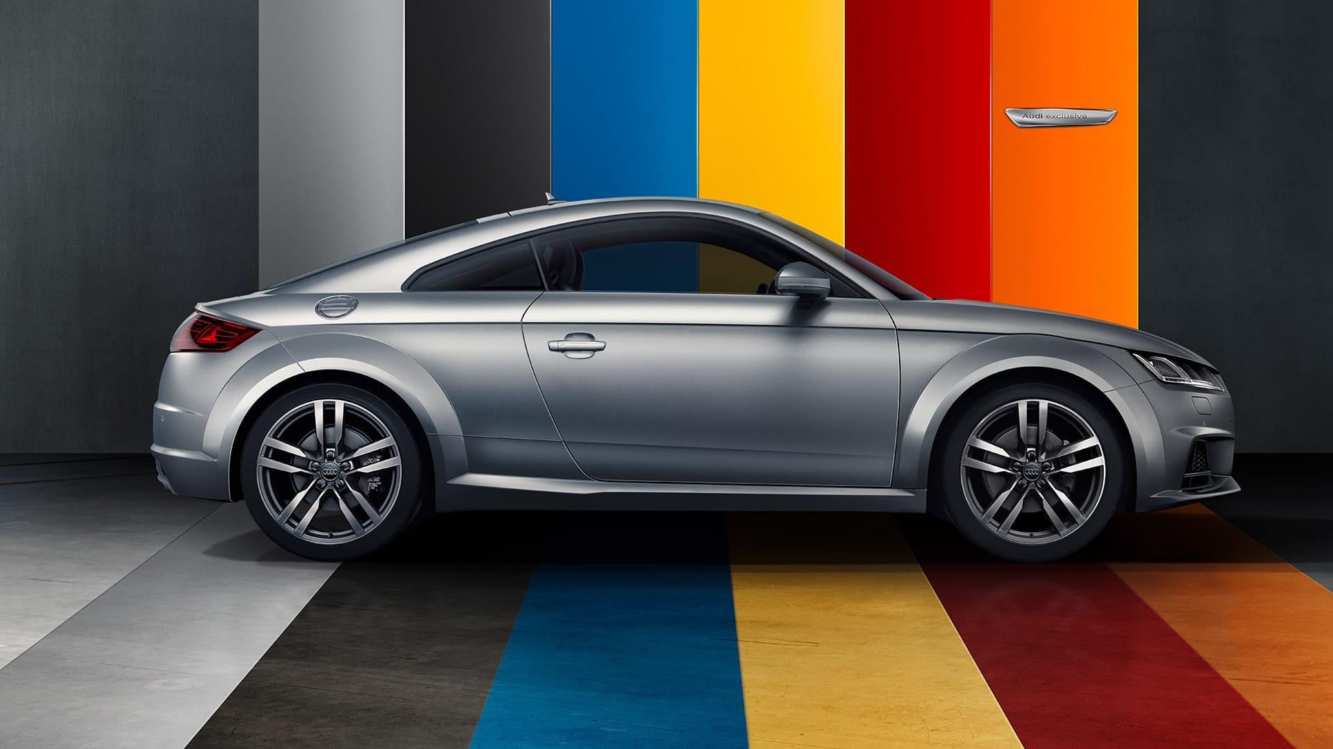 Audi TT Coupé. Un deportivo atemporal. > TT > Audi Perú